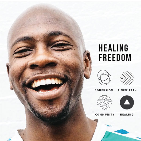 Healing freedom, confusion, a new path community, healing